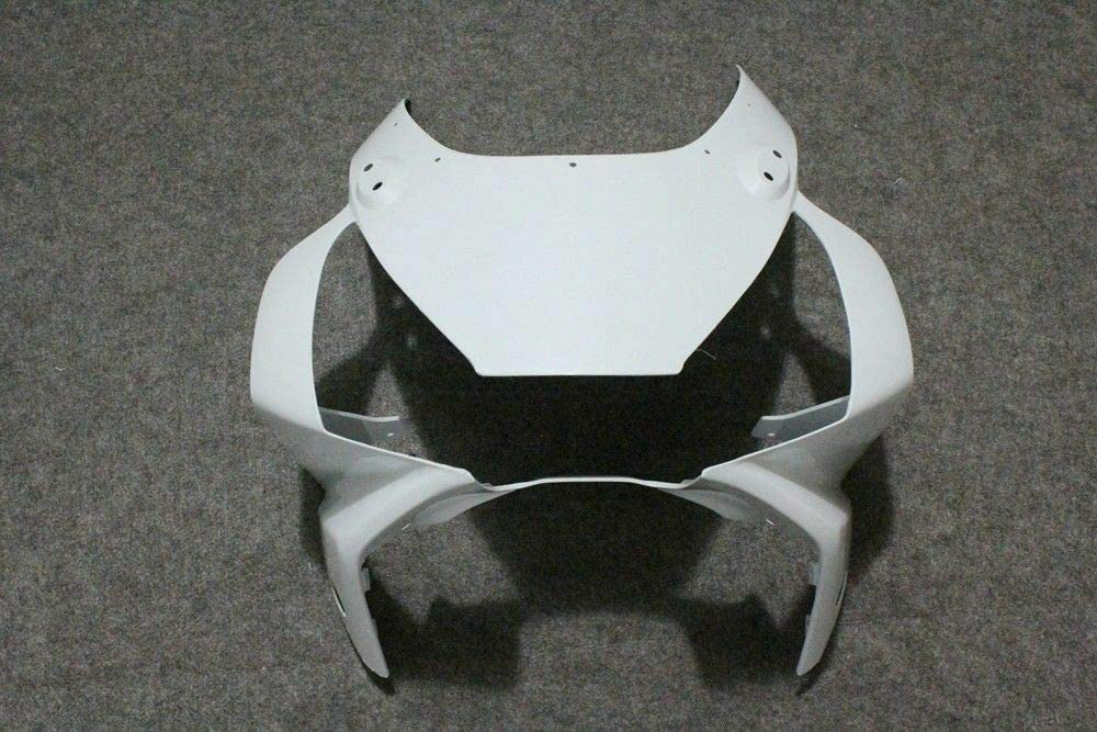 For Honda CBR954RR 2002-2003 Unpainted White Fairing Kit ABS Injection Body Work
