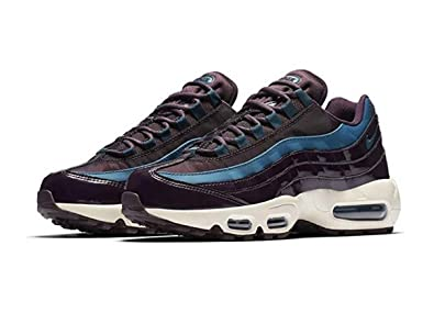"Nike Air Max 95 Se Premium Prm ""Port Wine"" Exclusive Collection Retro, Chaussures"