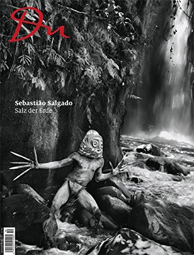 Du 851 - Sebastiao Salgado: Salz der Erde
