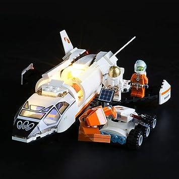 LEGO Lanzadera Cient/ífica a Marte