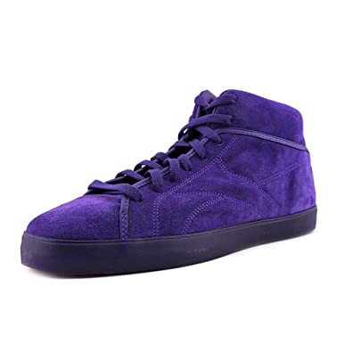 5cf3f646b60 Reebok T-RAWW Mens Athletic Casual Shoes Mens size 13 Purple