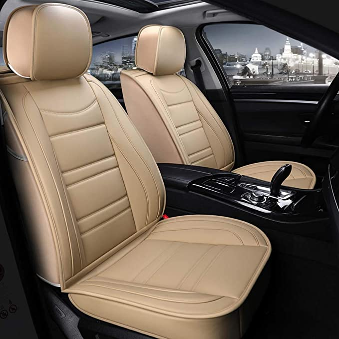 S-Y Yellow Universal Car Seat Covers Set for MITSUBISHI COLT II III IV V VI