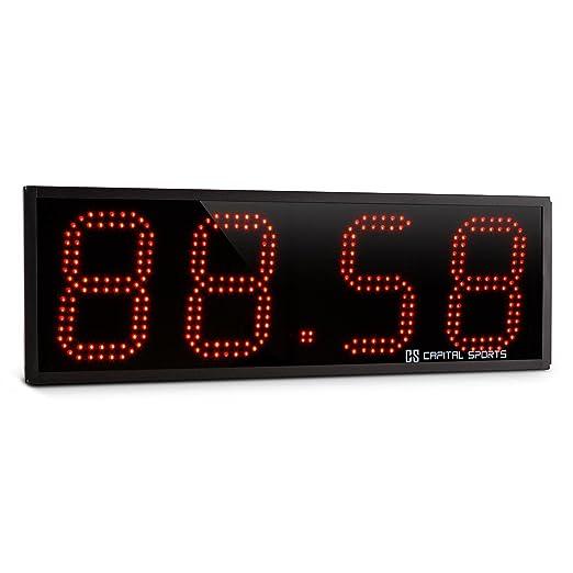 2 opinioni per Capital Sports Timeter Sporttimer Tabata Cronometro Timer Palestra crosstraining