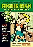 Richie Rich: The Poor Little Rich Boy (Harvey Comics Classics, Vol. 2)