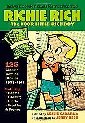 Richie Rich: The Poor Little Rich Boy (Harvey Comics Classics, Vol. 2 )