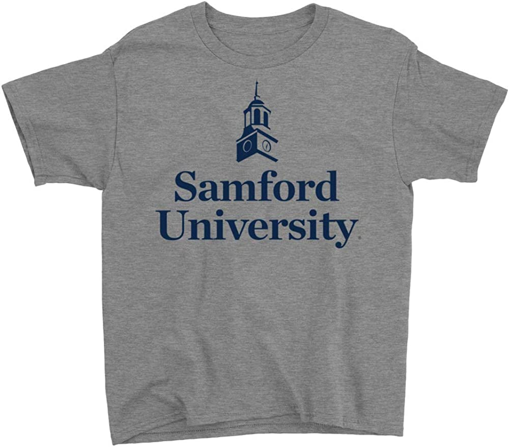 PPSAM07 Youth T-Shirt NCAA Samford University Bulldogs
