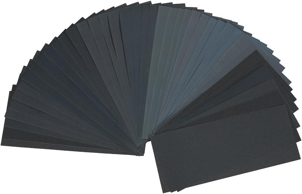 anpro 40/pi/èces papier abrasif