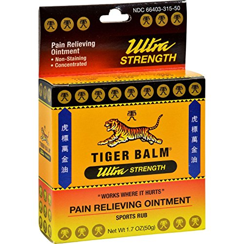 Tiger Balm Relieving Ointment Non staining product image