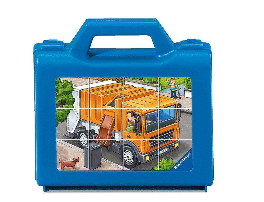 Ravensburger 07406 - Meine liebsten Fahrzeuge Ravensburger Spielverlag empfohlenes Alter: ab 4 Jahre Frühe Kindheit Frühkindliche Bildung