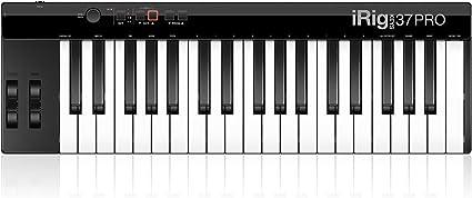 IK multimedia iRig Keys Pro 37 Clavier maître MIDI 37
