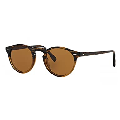 12f829243fb2 Oliver Peoples 5217S 100153 Tortoise Gregory Peck Sun Sunglasses Lens  Category