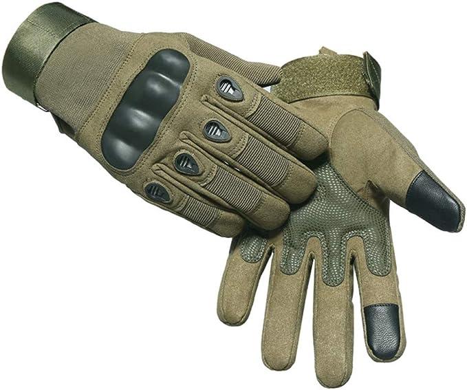 Color Sea Gants tout-doigt de haute qualit/é anti-glisseant en plein air alpinisme protection long doigt gants coquillages /équitation tactiques long s/éparecati