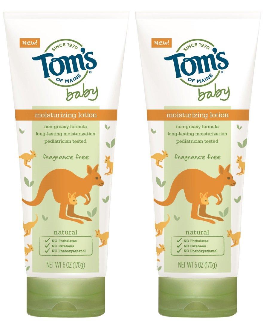 Amazon Com Tom S Of Maine Natural Baby Shampoo And Wash