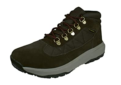 6b47621dcb4 Womens Skechers Outdoors Ultra Adventures Walking Hiking Waterproof Boots