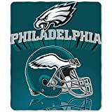 The Northwest Company NFL Gridiron Fleece Throw, 50-inches x 60-inches