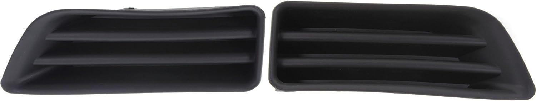 DAT 06-07 HONDA ACCORD 4DR SEDAN AND HYBRID MODELS BLACK FOG HOLE COVER RIGHT PASSENGER SIDE HO1039107 DAT AUTO PARTS