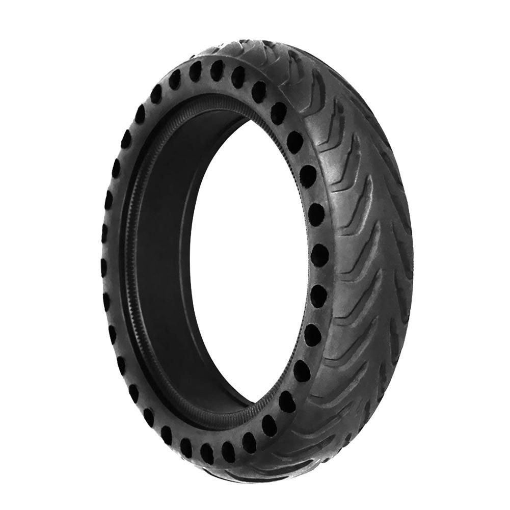 Pneu de remplacement de pneu plein Pneu de remplacement Pneu de scooter électrique Pneu de caoutchouc Remplacement de pneu solide Pneu de pneu extérieur 8, 5 pouces 无