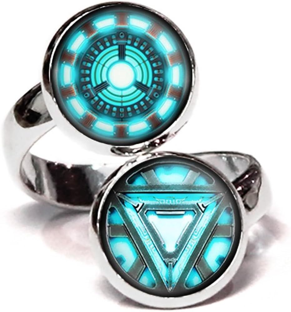 Iron Man cufflinks Iron Man jewelry Iron Man accessories