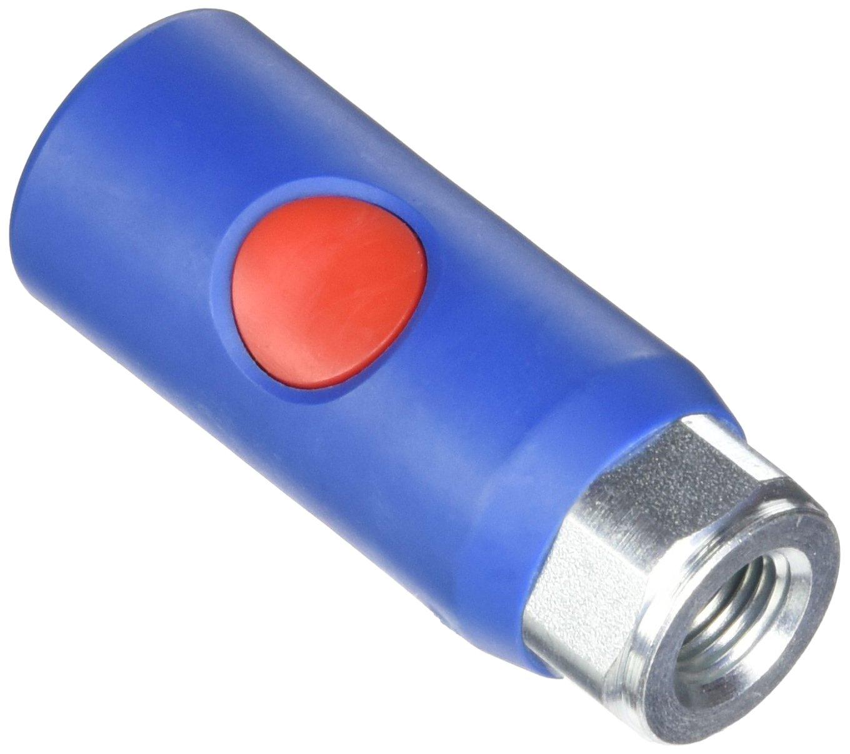 Prevost PRVURC061201 Coupler (1/4'' Truflate Style Safety)