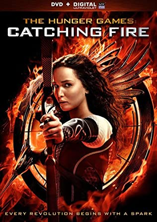Amazon Com The Hunger Games Catching Fire Dvd Digital
