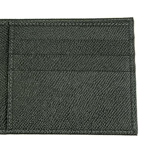 Wallet BP0437 8H708 Gray Gabbana B34321 Men's amp; Bi Leather Dolce fold 1w0qBSn