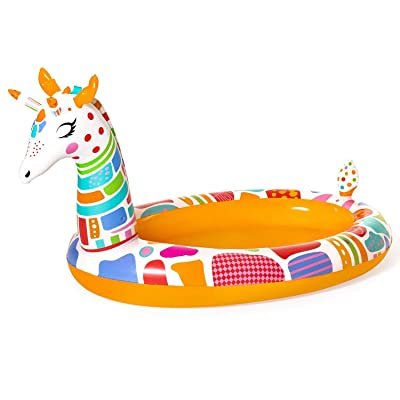 H2OGo Groovy Giraffe Sprayer Kids Pool: Toys & Games