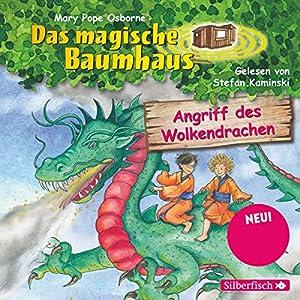 Angriff des Wolkendrachen (Das magische Baumhaus 35) Hörbuch