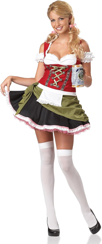 California Costumes Women's Bavarian Bar Maid Costume