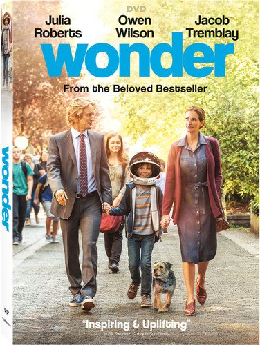 Amazon com: Wonder: Julia Roberts, Jacob Tremblay, Owen
