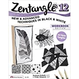 Zentangle 12, Workbook Edition: Innovative Art Techniques & Projects