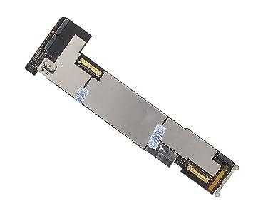 Motherboard Mainboard Logic Board for Apple IPad 2 16GB WiFi A1395 CPU-A5 Touch ID No ICloud Unlocked Attn:1st Gen EMC 2415, NOT EMC 2560