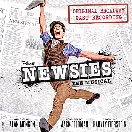 Newsies: The Musical by Amazon