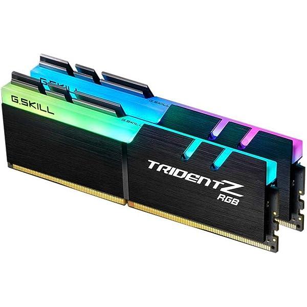 G.SKILL TridentZ RGB Series 16GB (2 x 8GB) (PC4 25600) F4 ...