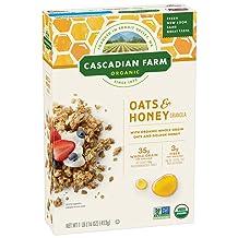Cascadian Farm Organic Granola