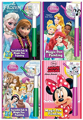 Disneys Characters Painting Activity Girls Product Image
