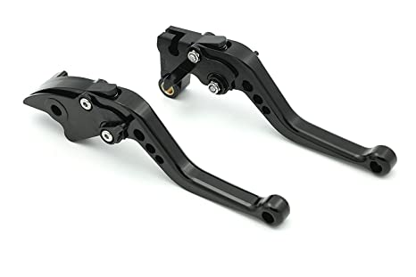FXCNC Racing Billet Long Adjustable Brake Clutch Levers Set Pair fit for NC750 S//X 14-15,Fury//VTX1300CX 11-18,VT750 Phantom//Shadow 10-17,Black Spirit 14-16 CMX 500//300 Rebel 2017-2018