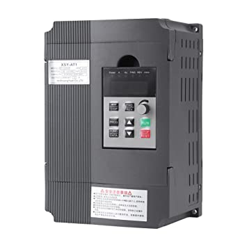 2 2KW VFD Drive Inverter Professional Variable Frequency Drive 2 2KW 3HP  220V 12A for Spindle Motor Speed Control