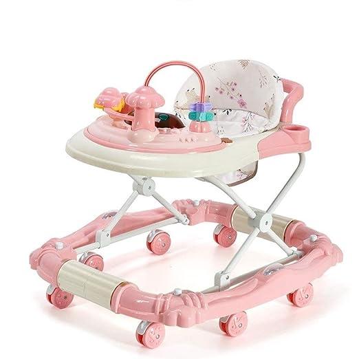XBCOOK Andador para Bebé, Ajustable en Altura Andador, 3 en 1 ...