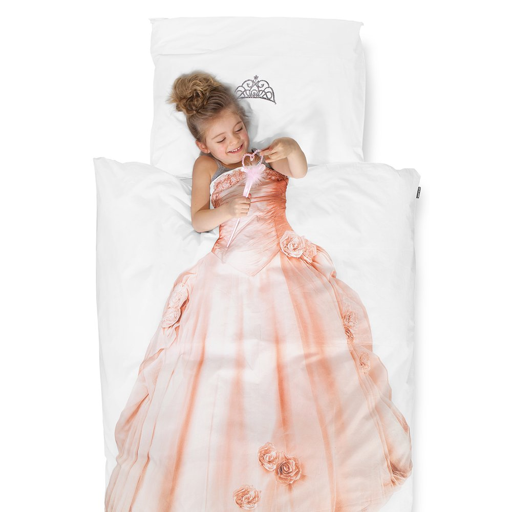 布団カバー & 枕カバー セット シングル スヌーク デュベカバー SNURK DUVET COVERS [ Princess ] B00ESWYZSE