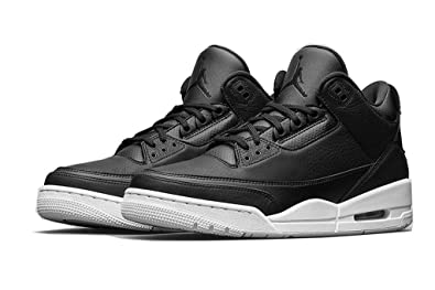 more photos dc824 80408 Foot Locker House of Hoops Air Jordan 3 Black/White 2016 Men Shoe
