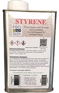 Styrene Monomer Solvent, 1 Pint