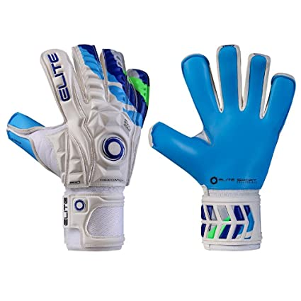 Image Unavailable. Image not available for. Color  Elite Sport Aqua H Goalkeeper  Glove 51fbe566ba
