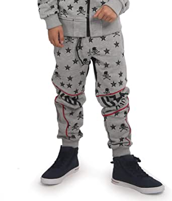 Yakuza Kids Sweatpants Skull N Stars Anti Fit