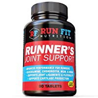 Runner's Joint Support - Relieves Knee Pain & Protects Joints - Joint Supplements...