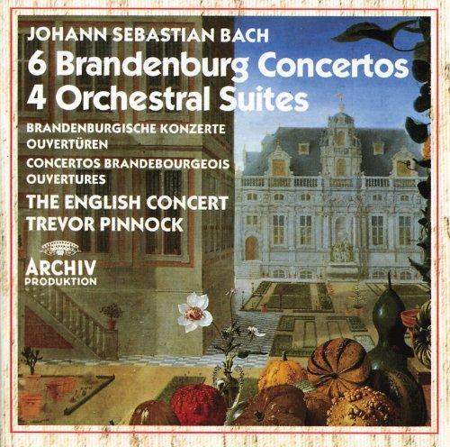 Bach: Brandenburg Concertos; O...