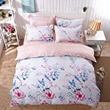 YIweNi Thick of Four piece set _thick of Four piece set is set bedspreads bedding, ''Dance hatsune ,2.2m 4 piece set