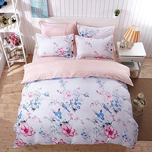 YIweNi Thick of Four piece set _thick of Four piece set is set bedspreads bedding, ''Dance hatsune ,2.2m 4 piece set