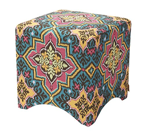 Jennifer Taylor Home Bentley Collection Bohemian Upholstered