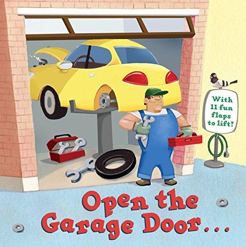 Open the Garage Door (Boy Door)