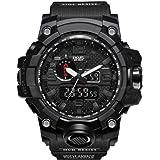 Sports Men's Watches Luxury Brand LED Digital Watch Fashion Casual Watches Digital Watch 1545 Military Men Sport Watch Watch